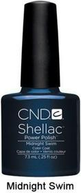 CND Shellac Lakier Hybrydowy Midnight Swim7.3 Midnight Swim