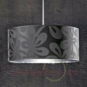 Atrakcyjna lampa wisząca Marex czarna