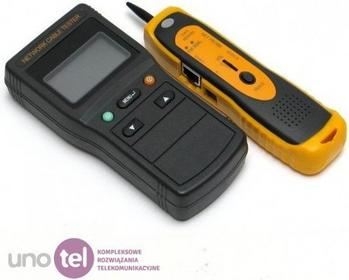 ALANTEC Tester LCD i skaner kabli sieciowych NS-DX