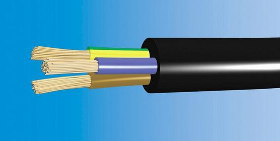NKT cables S.A. EDI-2100 PRZEWÓD WIELOŻYŁOWY O IZOLACJI I POWŁOCE GUMOWEJ, G