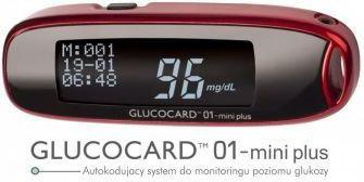 Arkray/Bioton GLUCOCARD 01- mini plus