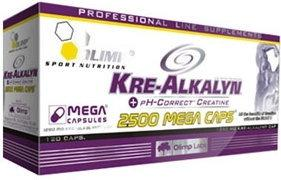 Olimp Kre-Alkalyn 2500 Mega Caps 30 kap