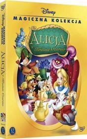 CD Projekt Alicja w krainie czarów DVD Dubbing
