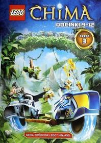 Galapagos LEGO CHIMA, CZĘŚĆ 3 (ODCINKI 9-12)