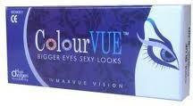 Maxvue Vision Big Eyes - Evening Gray 2 szt.