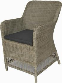 Miloo :: Marina fotel ogrodowy z podłokietnikami