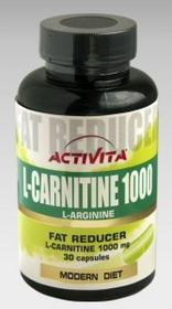 Activita L-karnityna 1000  30 kaps./1000 mg