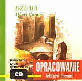 Andrzej I. Kordela (oprac.) Dżuma. Albert Camus. Opracowanie książki + CD