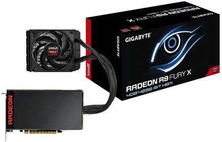 Gigabyte GV-R9FURYX-4GD-B