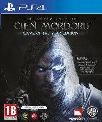 Śródziemie: Cień Mordoru Game of The Year Edition PS4
