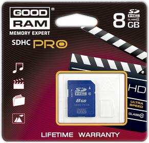 Goodram SDHC Class 10 8GB