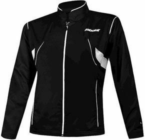 Babolat Bluza Dziewczęca Jacket Girl Club - black/white