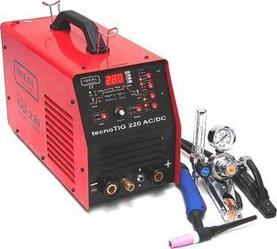 Ideal TECNOTIG 220 AC/DC PULSE