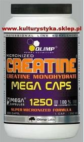 Olimp Creatine Monohydrate Mega Caps 120 kap./1250mg
