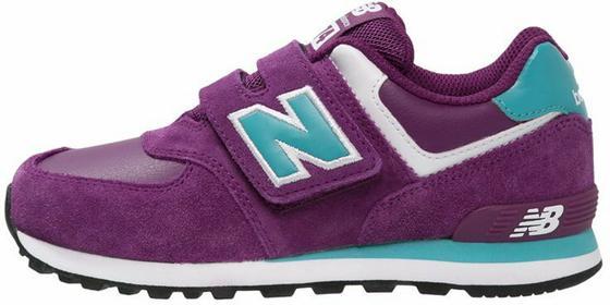 New Balance KG574 Tenisówki i Trampki blue/purple 449200-40
