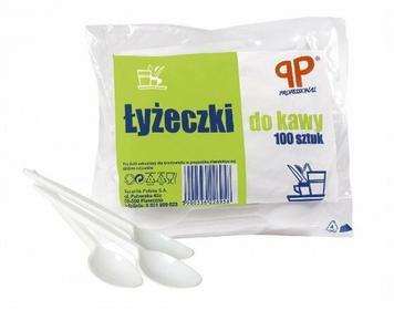 Sarantis Łyżeczki do kawy plastikowe100szt.. ZZS236700