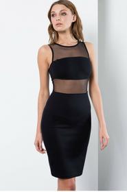 Kiss My Dress Sukienka WS17.SUD076 czarny