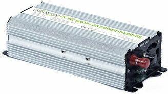 Energenie ENERGENIE SAMOCHODOWA 12 V->230V 500 W Tak-
