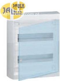 Legrand rozdzielnia Nedbox 2 x 12 dzwi transparentne  601247