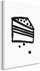 Cake - Obraz na płótnie