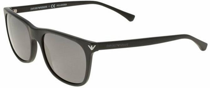 Emporio Armani Okulary przeciwsłoneczne czarny 0EA4056