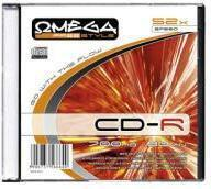 Freestyle Omega CD-R 700MB 52x Slim*1