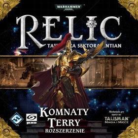 Galakta Relic: Tajemnica sektora Antian - Komnaty Terry