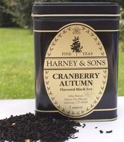 Harney & Sons Cranberry Autumn 114g