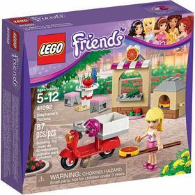 LEGO Friends Pizzeria Stephanie 41092