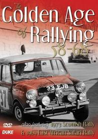 Płyta DVD Golden Age of Rallying