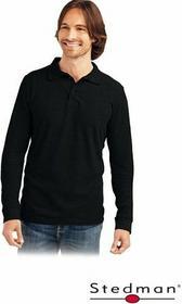 STEDMAN ST3400 - koszulka Polo z długim rękawem.