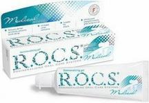 R.O.C.S. MEDICAL MINERALS - Żel remineralizujący z wapniem, fosforem i magnezem