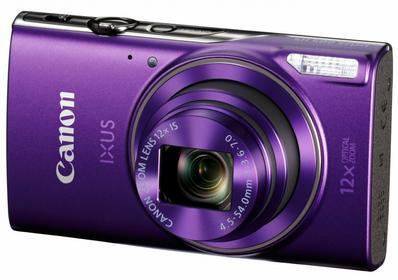 Canon Ixus 285 HS fioletowy