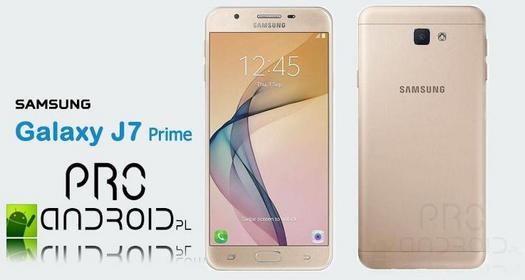 Samsung Galaxy J7 Prime 16GB Dual Sim Złoty