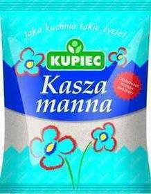 Kupiec Kasza manna 400g folia