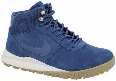 Nike Hoodland Suede 807154-447 niebieski