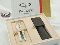 Parker GRAWERNIA.PL Komplet Wieczne Pióro i długopis URBAN PREMIUM PERŁOWY METAL