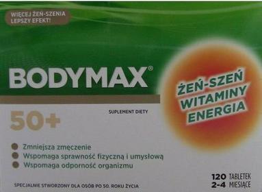 Axellus Bodymax 50+ 120 szt.