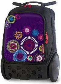 Nikidom Roller 2015 Mandala plecak szkolny na kółkach - Mandala