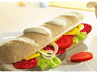 Haba Bagietka - sandwich