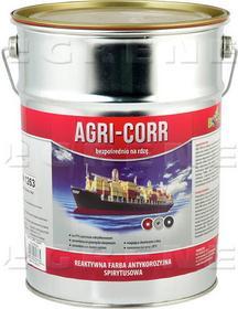 Agri-Corr Bio-Earth Farba (Corr-Active), Podkładowa czarna 5L