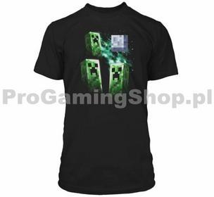 Jinx Koszulka Minecraft: Three Creeper Moon XL