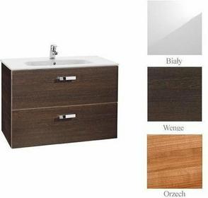 Roca Zestaw łazienkowy VICTORIA BASIC: umywalka 80 cm + szafka pod umywalkę 78,