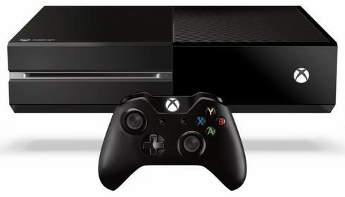 Microsoft Xbox One 1TB Czarny