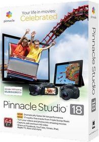 Pinnacle Studio 18 Standard PL - Nowa licencja