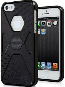 SlimRok ROKFORM Czarne Etui Hard APPLE iPhone 5 5S