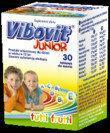 Polfa Vibovit Junior tutti frutti 50 szt.