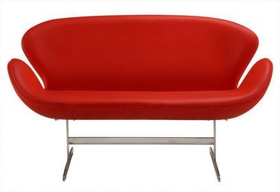 Quadre Design Sofa Nicotine - skóra