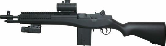 ASG Karabin AEG M14 SOCOM (16561)