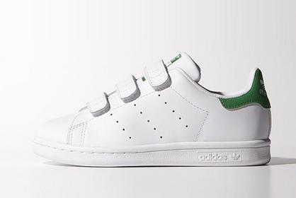Adidas BUTY STAN SMITH CF C M20607 28;29;30;31;32;33;34;35;
